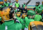 8 October 2016; Kilkenny hurler Richie Hogan instructs members of the O'Loughlin Gaels, Co Kilkenny, at Croke Park which played host to some of Ireland's most talented hurlers, along with over 500 children, who lined-out to learn tips and skills from their hurling heroes as part of Centra's Live Well hurling initiative. The participating children, who experienced a once in a lifetime opportunity, came from 12 lucky GAA clubs who each claimed their very special spot by winning a Live Well hurling challenge during the summer. Croke Park, Dublin. Photo by Cody Glenn/Sportsfile
