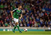 8 October 2016; Gareth McAuley of Northern Ireland during the FIFA World Cup Group C Qualifier match between Northern Ireland and San Marino at Windsor Park in Belfast. Photo by David Fitzgerald/Sportsfile