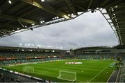 8 October 2016; A general view of Windsor Park ahead of the FIFA World Cup Group C Qualifier match between Northern Ireland and San Marino at Windsor Park in Belfast. Photo by David Fitzgerald/Sportsfile