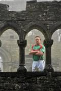21 February 2011; Photographed at a GAA promotional event for the Allianz football league was Andy Moran, Mayo. Cong, Co. Mayo. Picture credit: David Maher / SPORTSFILE