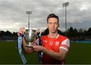24 October 2016; Mark Schutte of Cuala in attendance at the Dublin Senior Hurling Championship Final Preview ahead of the final which takes place on Saturday 29th October at 3.00pm at Parnell Park in Dublin. Photo by Piaras Ó Mídheach/Sportsfile