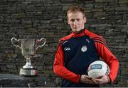 25 October 2016; Shane O'Neill of Palatine, Co Carlow, in attendance during the AIB Leinster Club Championships 2016 Launch at GAA's National Games Development Centre in Abbotstown, Co. Dublin. Photo by Sam Barnes/Sportsfile