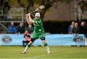22 October 2016; Philip Lucid of Ireland during the 2016 U21 Hurling/Shinty International Series match between Ireland and Scotland at Bught Park in Inverness, Scotland. Photo by Piaras Ó Mídheach/Sportsfile
