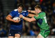 29 October 2016; Mike McCarthy of Leinster is tackled by Peter Robb of Connacht during the Guinness PRO12 Round 7 match between Leinster and Connacht at the RDS Arena, Ballsbridge, in Dublin. Photo by Seb Daly/Sportsfile