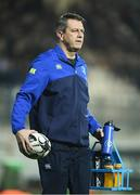 5 November 2016; Leinster massage therapist Chris Jones during the Guinness PRO12 Round 8 match between Zebre and Leinster at Stadio Sergio Lanfranchi in Parma, Italy. Photo by Stephen McCarthy/Sportsfile
