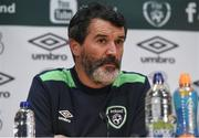 8 November 2016; Republic of Ireland assistant manager Roy Keane during squad training at the FAI National Training Centre in the National Sports Campus, Abbotstown, Dublin. Photo by David Maher/Sportsfile