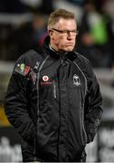 11 November 2016; Fiji coach John McKee before the Representative Fixture match between Barbarians and Fiji at the Kingspan Stadium in Belfast. Photo by Oliver McVeigh/Sportsfile