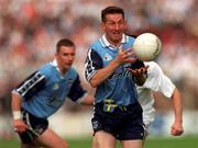 21 June 1998; Mick Deegan of Dublin during the Bank of Ireland Leinster Senior Football Championship Quarter-Final Replay match between Kildare and Dublin at Croke Park in Dublin. Photo by David Maher/Sportsfile