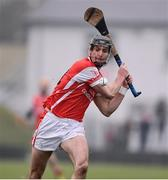 20 November 2016; Mark Schutte  of Cuala during the AIB Leinster GAA Hurling Senior Club Championship semi-final match between St. Mullins and Cuala at Netwatch Cullen Park in Carlow. Photo by David Maher/Sportsfile