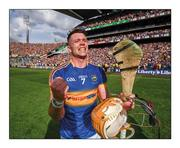 "4 September 2016; Redemption. Despite Tipperary's setbacks since their 2010 triumph - particularly at the hands of Kilkenny - it has been worth the wait for Pádraic Maher. He played a huge role in this win  Photo by Stephen McCarthy/Sportsfile  This image may be reproduced free of charge when used in conjunction with a review of the book ""A Season of Sundays 2016"". All other usage © SPORTSFILE"
