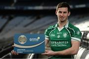 22 November 2016; Cathal Barrett of Holycross Ballycahill at the GRMA Launch at Croke Park in Dublin. The GRMA (go raibh maith agat) scheme is a new GAA membership card programme providing benefits and rewards to GAA members.  Photo by Sam Barnes/Sportsfile
