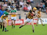 17 April 2011; James 'Cha' Fitzpatrick, Kilkenny, in action against Stephen Egan, Offaly. Allianz Hurling League, Division 1, Round 7, Kilkenny v Offaly, Nowlan Park, Kilkenny. Picture credit: Matt Browne / SPORTSFILE