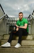 2 December 2016; Shamrock Rovers new signing Paul Corry, pictured, took part in a Sports Nutrition panel discussion, hosted in the Aviva Stadium, by global nutrition company Herbalife (NYSE: HLF) who offer a range of WADA approved sports performance products. Photo by Ramsey Cardy/Sportsfile