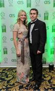 2 December 2016; Elise and Jason Smyth from Derry City, Co Derry, in attendance at the OCS Irish Paralympic Awards at the Ballsbridge Hotel in Dublin. Photo by Sam Barnes/Sportsfile