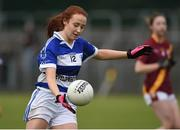 3 December 2016; Ellen Murphy of Kinsale during the All Ireland Junior Club Championship Final 2016 match between Kinsale and St. Maurs at Dr Cullen Park in Carlow. Photo by Matt Browne/Sportsfile
