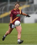 3 December 2016; Niamh Carthy of St. Maurs during the All Ireland Junior Club Championship Final 2016 match between Kinsale and St. Maurs at Dr Cullen Park in Carlow. Photo by Matt Browne/Sportsfile