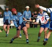 7 January 2002; Mark Kirwan, Dublin. Hurling. Pcture credit; Brian Lawless / SPORTSFILE  EDI