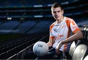 8 December 2016; Sean Gannon of Carlow in attendance during the Bord na Móna Leinster GAA Series 2017 Launch at Croke Park in Dublin. Photo by Sam Barnes/Sportsfile