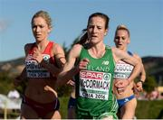 11 December 2016; Fionnuala McCormack of Ireland in action during the Women's senior race at the 2016 Spar European Cross Country Championships in Chia, Italy. Photo by Eóin Noonan/Sportsfile