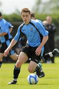 8 May 2011; John McKeon, Belvedere FC. Dublin and District Schoollboys League Finals, Paul McGrath Cup Final, Belvedere FC v St Joseph's Boys FC, A.U.L Complex, Clonshaugh, Dublin. Picture credit: Ray McManus / SPORTSFILE