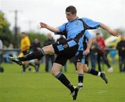 8 May 2011; Darragh Lenihan, Belvedere FC. Dublin and District Schoollboys League Finals, Paul McGrath Cup Final, Belvedere FC v St Joseph's Boys FC, A.U.L Complex, Clonshaugh, Dublin. Picture credit: Ray McManus / SPORTSFILE - read more