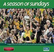 Now in its sixteenth year of publication, A Season of Sundays again embraces the very heart and soul of Ireland's national games as captured by the award winning team of photographers at the Sportsfile photographic agency. With text by Alan Milton, it is a treasured record of the 2012 GAA season to be savoured and enjoyed by players, spectators and enthusiasts everywhere.