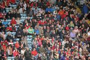 22 May 2011; A general view of the crowd at the game. Munster GAA Football Senior Championship Quarter-Final, Cork v Clare, Pairc Ui Chaoimh, Cork. Picture credit: Pat Murphy / SPORTSFILE