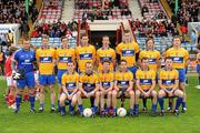 22 May 2011; The Clare team. Munster GAA Football Senior Championship Quarter-Final, Cork v Clare, Pairc Ui Chaoimh, Cork. Picture credit: Pat Murphy / SPORTSFILE