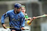 27 January 2002; Conal Keaney, Dublin, Hurling. Picture credit; Damien Eagers / SPORTSFILE