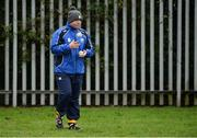 8 January 2017; Waterford manager Derek McGrath prior to the Co-Op Superstores Munster Senior Hurling League First Round match between Waterford and Limerick at Fraher Field in Dungarvan, Co. Waterford. Photo by Piaras Ó Mídheach/Sportsfile
