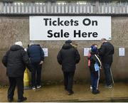 8 January 2017; A general view before the Bank of Ireland Dr. McKenna Cup Section B Round 1 match between Monaghan and Fermanagh at St Tiernach's Park in Clones, Co. Monaghan. Photo by Philip Fitzpatrick/Sportsfile