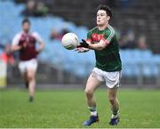 8 January 2017; Cian Costello of Mayo during the Connacht FBD League Section A Round 1 match between Mayo and NUI Galway at Elvery's MacHale Park in Castlebar, Co. Mayo. Photo by David Maher/Sportsfile