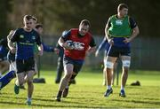 9 January 2017; Ed Byrne of Leinster during squad training at UCD in Belfield, Dublin. Photo by Matt Browne/Sportsfile