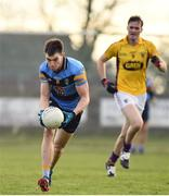 8 January 2017; Stephen Quirke of UCD during the Bord na Mona O'Byrne Cup Group 1 Round 1 match between Wexford and UCD at Páirc Uí Suíochan in Gorey, Co. Wexford. Photo by Ramsey Cardy/Sportsfile