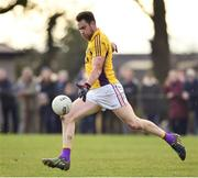 8 January 2017; Daithi Waters of Wexford during the Bord na Mona O'Byrne Cup Group 1 Round 1 match between Wexford and UCD at Páirc Uí Suíochan in Gorey, Co. Wexford. Photo by Ramsey Cardy/Sportsfile