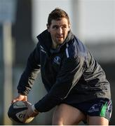 10 January 2017; Craig Ronaldson of Connacht during squad training at the Sportsground in Galway. Photo by Seb Daly/Sportsfile