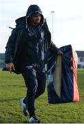 10 January 2017; Stacey Ili of Connacht during squad training at the Sportsground in Galway. Photo by Seb Daly/Sportsfile