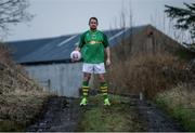 11 January 2017; Former Welsh winger and Glenswilly's newest signing Shane Williams is pictured in Donegal as part of AIB's The Toughest Trade. For exclusive content and behind the scenes action from The Toughest Trade follow AIB GAA on Twitter and Instagram @AIB_GAA and facebook.com/AIBGAA. Photo by Ramsey Cardy/Sportsfile