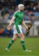 8 January 2017; Séamus Hickey of Limerick during the Co-Op Superstores Munster Senior Hurling League First Round match between Waterford and Limerick at Fraher Field in Dungarvan, Co. Waterford. Photo by Piaras Ó Mídheach/Sportsfile