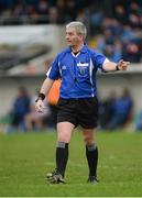 8 January 2017; Referee Johnny Ryan during the Co-Op Superstores Munster Senior Hurling League First Round match between Waterford and Limerick at Fraher Field in Dungarvan, Co. Waterford. Photo by Piaras Ó Mídheach/Sportsfile