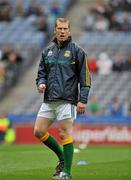 5 June 2011; Graham Geraghty, warms up before the game, on his return for Meath. Leinster GAA Football Senior Championship Quarter-Final, Kildare v Meath, Croke Park, Dublin. Picture credit: Barry Cregg / SPORTSFILE