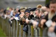 15 January 2017; Supporters during the Bank of Ireland Dr. McKenna Cup Section B Round 2 match between Antrim and Monaghan at Glenavy in Co. Antrim. Photo by Mark Marlow/Sportsfile