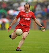 5 June 2011; Brian Dooher, Tyrone. Ulster GAA Football Senior Championship Quarter-Final, Healy Park, Tyrone v Monaghan, Omagh, Co. Tyrone. Picture credit: Oliver McVeigh / SPORTSFILE
