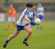 5 June 2011; Catriona McConnell, Monaghan. Ulster Ladies Football Senior Championship, Armagh v Monaghan, Armagh v Monaghan, Healy Park, Omagh, Co. Tyrone. Picture credit: Oliver McVeigh / SPORTSFILE