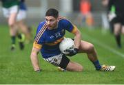 8 January 2017; Philip Austin of Tipperary during the McGrath Cup Round 1 match between Kerry and Tipperary at Austin Stack Park in Tralee, Co. Kerry. Photo by Diarmuid Greene/Sportsfile