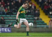 8 January 2017; Andrew Barry of Kerry during the McGrath Cup Round 1 match between Kerry and Tipperary at Austin Stack Park in Tralee, Co. Kerry. Photo by Diarmuid Greene/Sportsfile