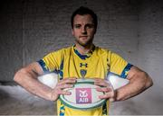 18 January 2017; Michael Murphy is temporarily swapping Gaelic football and his club Glenswilly for rugby with Top 14 team Clermont Auvergne as part of AIB's third instalment of The Toughest Trade documentary series. For exclusive content and behind the scenes action from The Toughest Trade follow AIB GAA on Twitter and Instagram @AIB_GAA and facebook.com/AIBGAA. Photo by Ramsey Cardy/Sportsfile