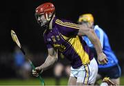19 January 2017; Lee Chin of Wexford in action during the Bord na Mona Walsh Cup match between Wexford and Dublin at Shelmaliers GAA in Hollymount, Co. Wexford. Photo by Matt Browne/Sportsfile