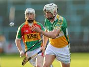 15 June 2011; Dylan Hayden, Offaly. Walsh Cup Shield Final, Carlow v Offaly, O'Moore Park, Portlaoise, Co. Laois. Picture credit: Matt Browne / SPORTSFILE