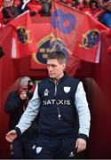 21 January 2017; Racing 92 defence coach Ronan O'Gara ahead of the European Rugby Champions Cup Pool 1 Round 6 match between Munster and Racing Metro 92 at Thomond Park in Limerick. Photo by Brendan Moran/Sportsfile